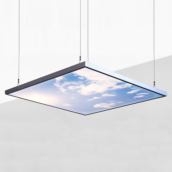 LED Panel Rahmen zur freien Abhängung